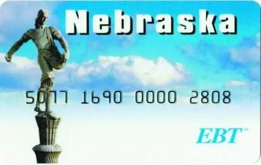 """""""Nebraska EBT Card"""""""