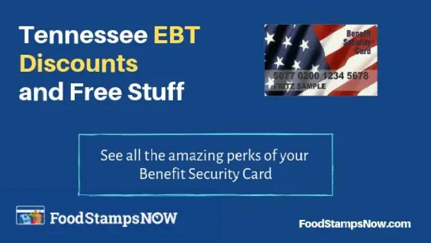 """""""Tennessee EBT Discounts"""""""