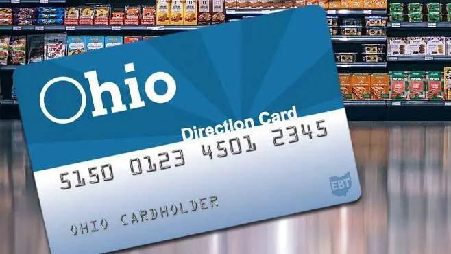 Ohio EBT Card Balance