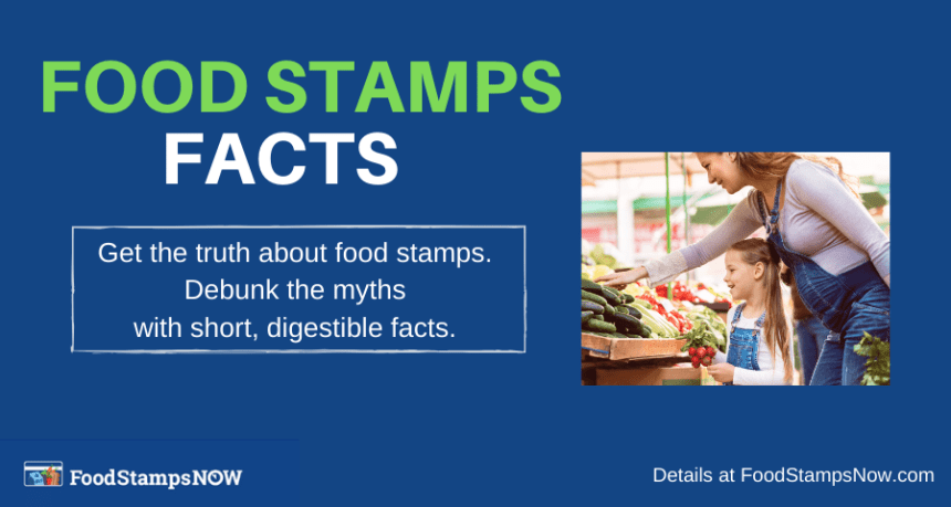 """Food Stamps Facts"""