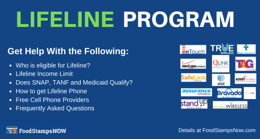 """Lifeline Phone Program"""