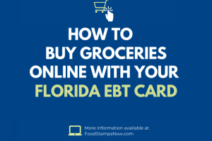 """Buy Groceries Online with Florida EBT"""