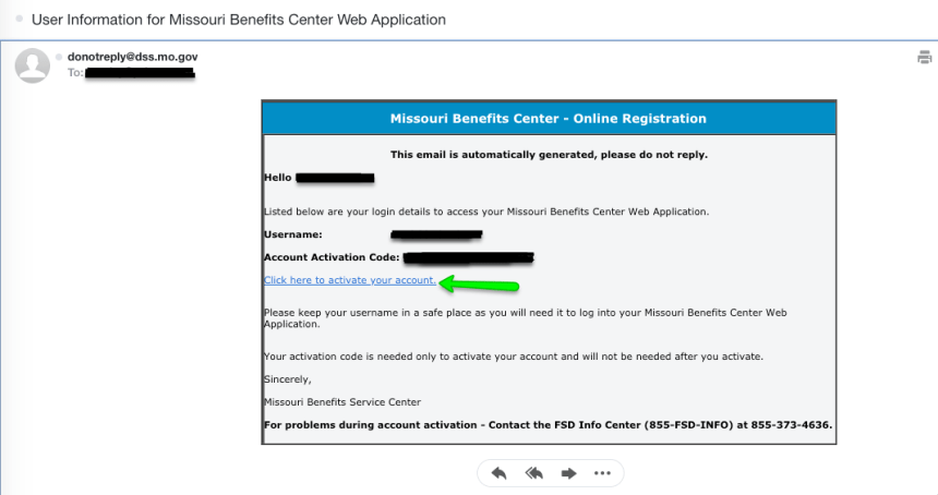 """""""How to Create Mydss Missouri Account - activate your account"""""""