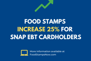 Food Stamps Increase