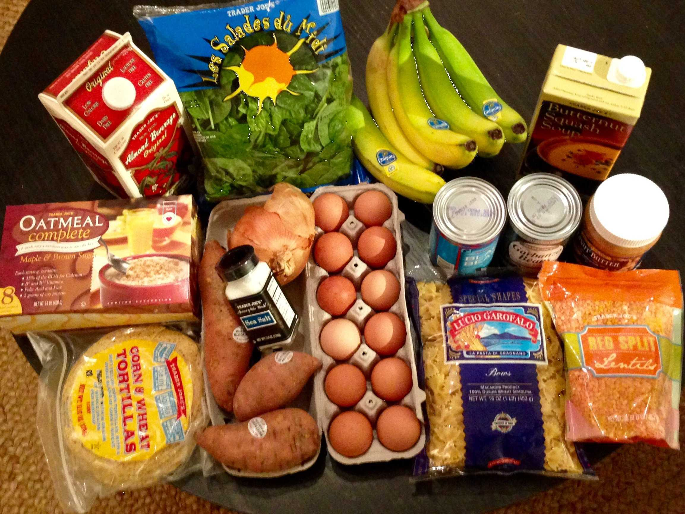 List of Eligible Food Stamp Items - Food Stamps Now