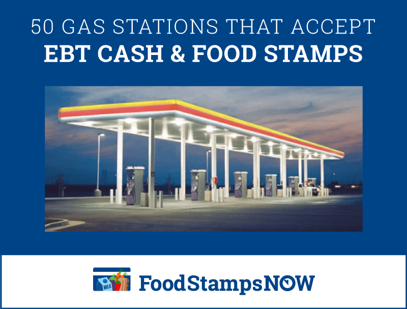 Gas Stations that Accept EBT
