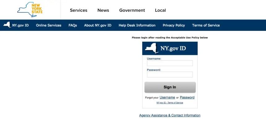"""""""Mybenefits.ny.gov Login"""""""