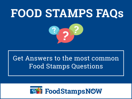 """""""Food Stamps Questions and Answers"""""""
