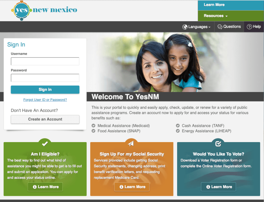 """Learn How to Apply for Food Stamps In New Mexico"""