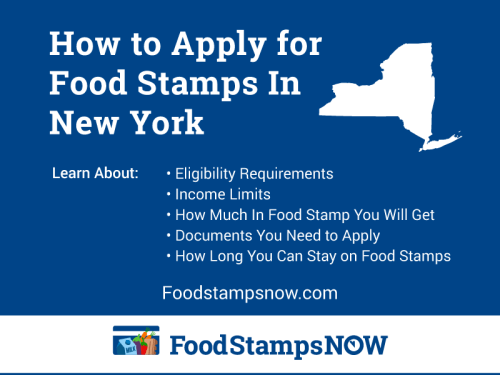 """How to Apply for Food Stamps In New York Online"""