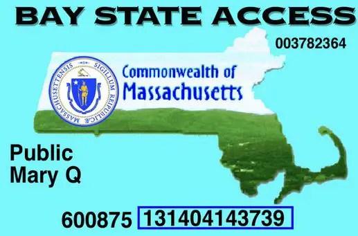 Massachusetts EBT Card