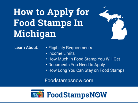 """""""How to Apply for Food Stamps in Michigan Online"""""""