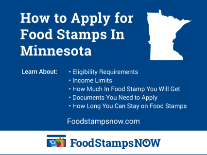 """How to Apply for Food Stamps in Minnesota Online"""