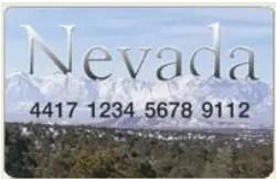 """""""Nevada EBT Card"""""""