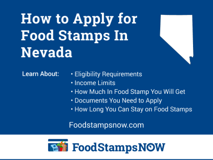 """How to Apply for Food Stamps in Nevada Online"""
