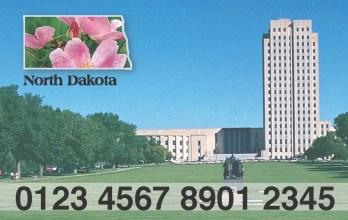 """""""North Dakota EBT Card"""""""