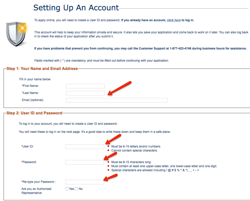 """How to Create Gateway.ga.gov Account - 1"""