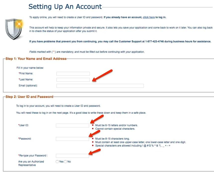 """How to Create Gateway.ga.gov Account - 1"""
