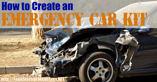How to Create an Emergency Car Kit