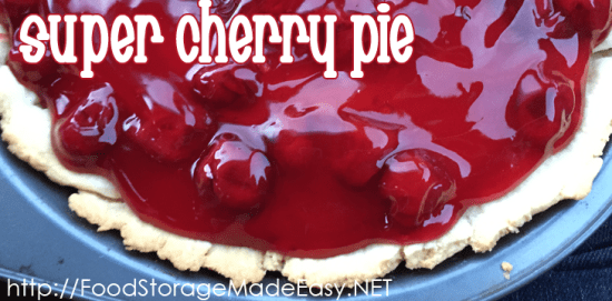 Super Cherry Pie
