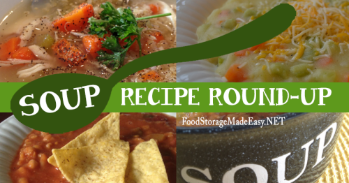 Soup Season Recipe Round-Up
