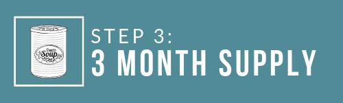 3 month supply