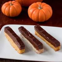 Homemade Twix Bars - Original or Pumpkin