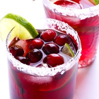 Cranberry Margaritas - Gimme Some Oven
