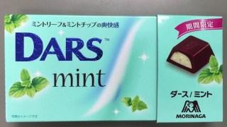 期間限定 DARS mint ダース ミントは、どれくらいミント感があるのか
