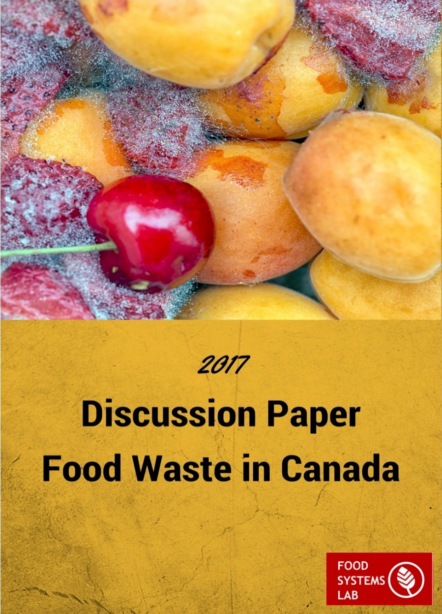 Contributing to Canada's Food Policy