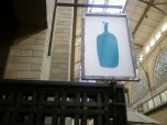 blue bottle coffee signage