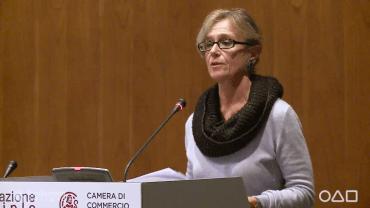 Sonia Cantoni, cda Fondazione Cariplo