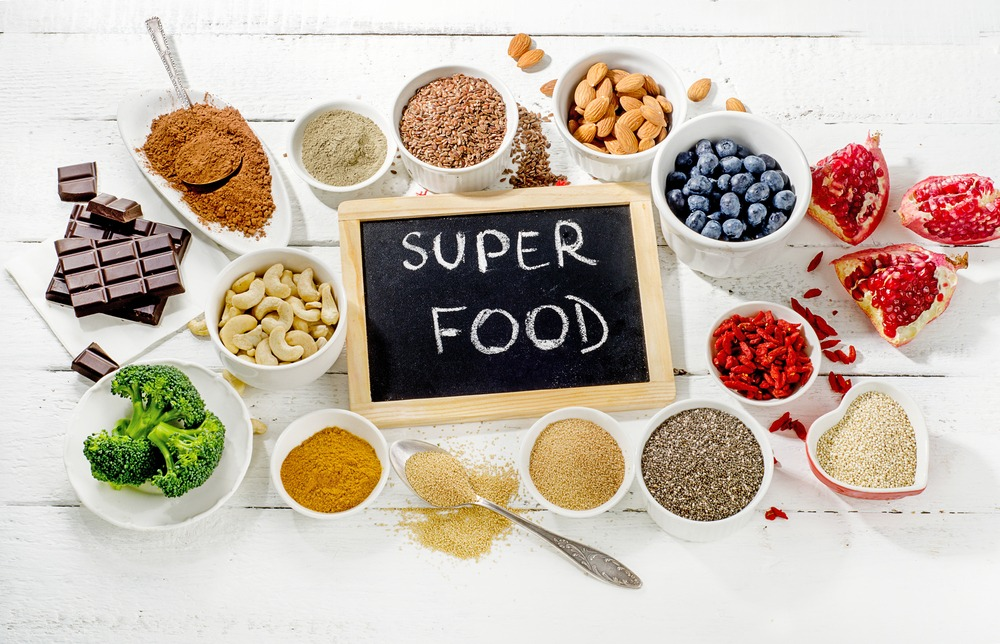 Super Food Myths