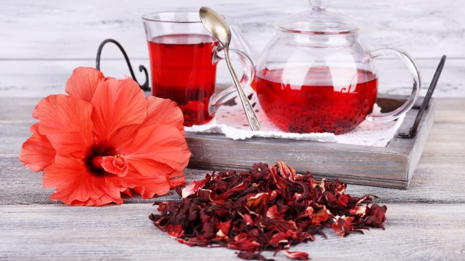 hibiscus tea health benefits and side effects