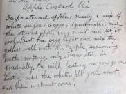 original Apple Custard Pie recipe
