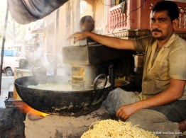 Food tour of India - jaipur