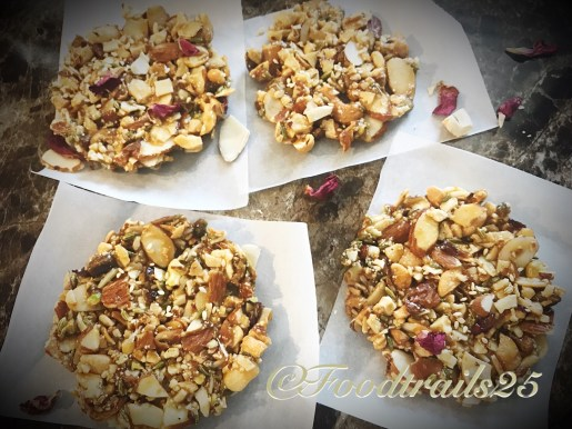 Mix Nut Chikki