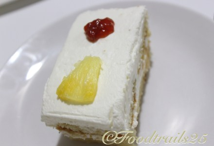 Pineapple Pastry-Old