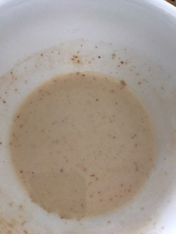 Make cornstarch slurry