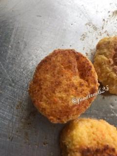 Uniformaly baked manchurian balls