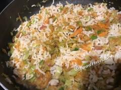 Add noodles and salt as per taste
