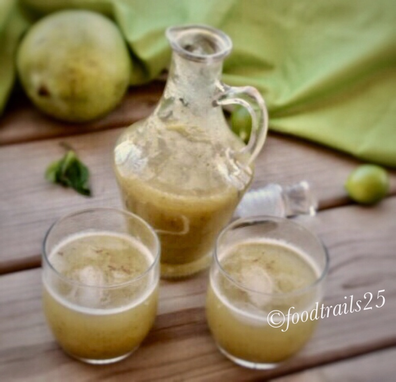 Aam Panna(Raw Mango Drink)