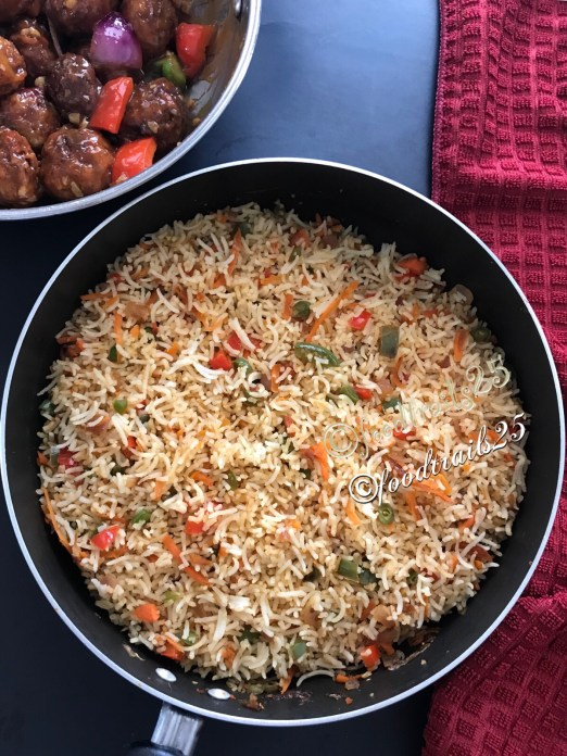 Chinese Veg. Fried Rice