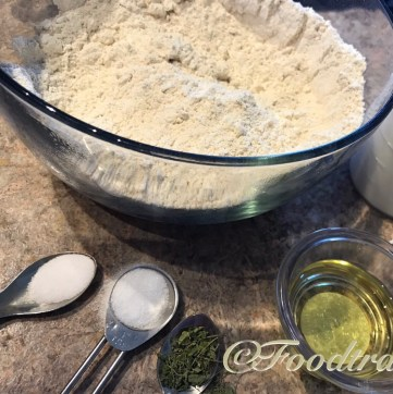 Whole Wheat Flour, Salt, Baking Powder, Fenugreek