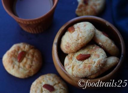 Enjoy Nan Khatai with Indian Masala Chai/Tea