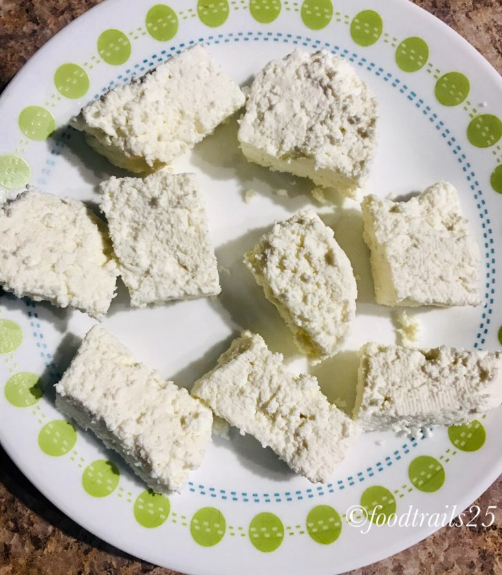 Homemade Indian Cottage Cheese Recipe Archives Food Trails