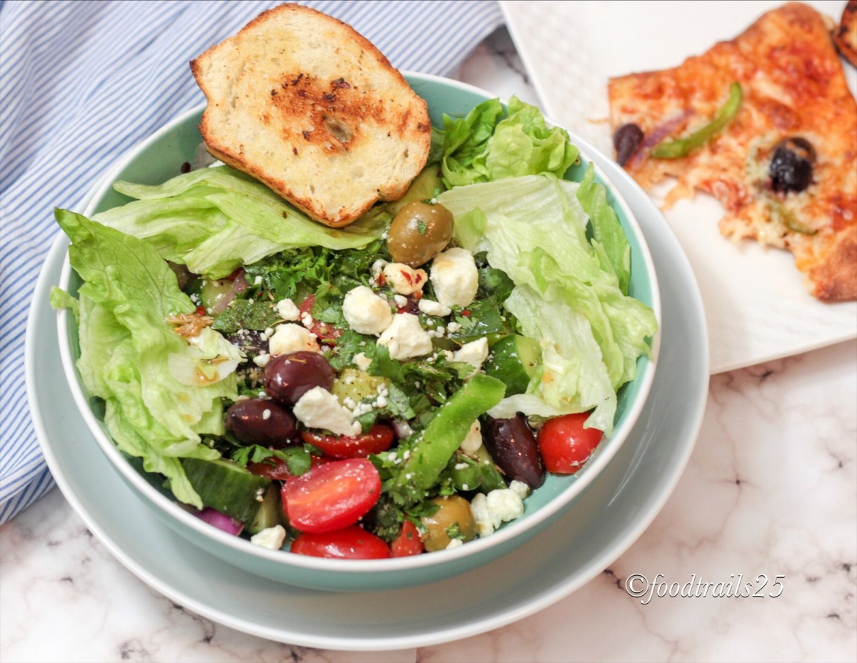 Refreshing Greek Salad