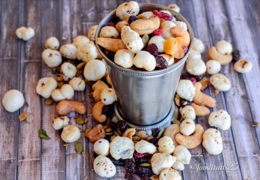 Fox Nut Trail Mix