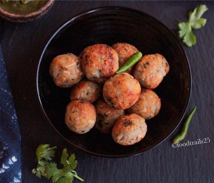 Aloo Makhana and Kaju Pops