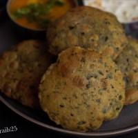 Bajra Methi Poori
